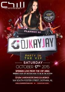 DJ KayJay flyer
