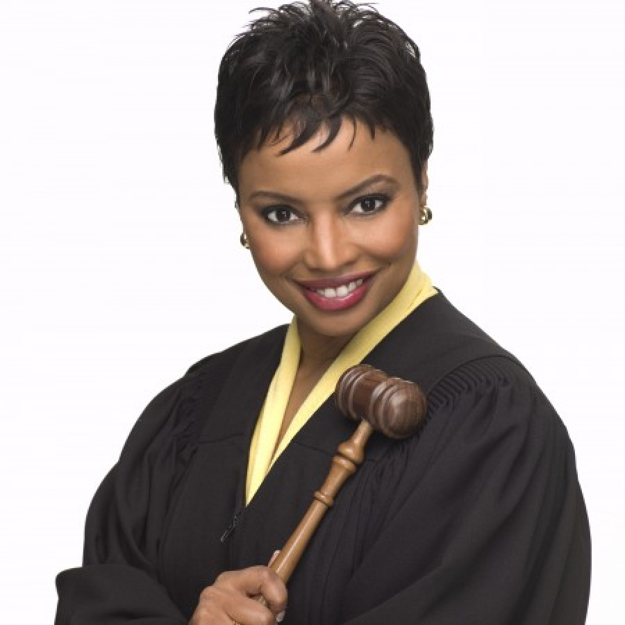 Judge Lynn Toler graphic