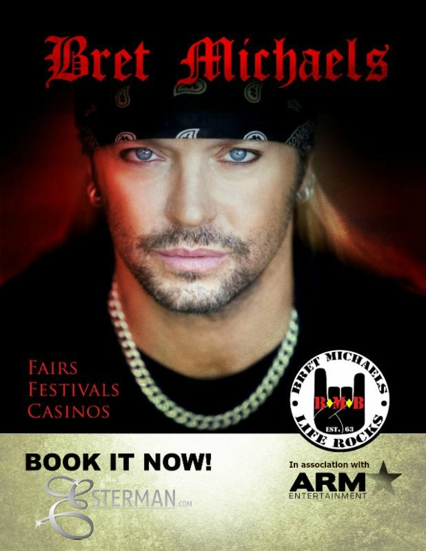Bret Michaels graphic