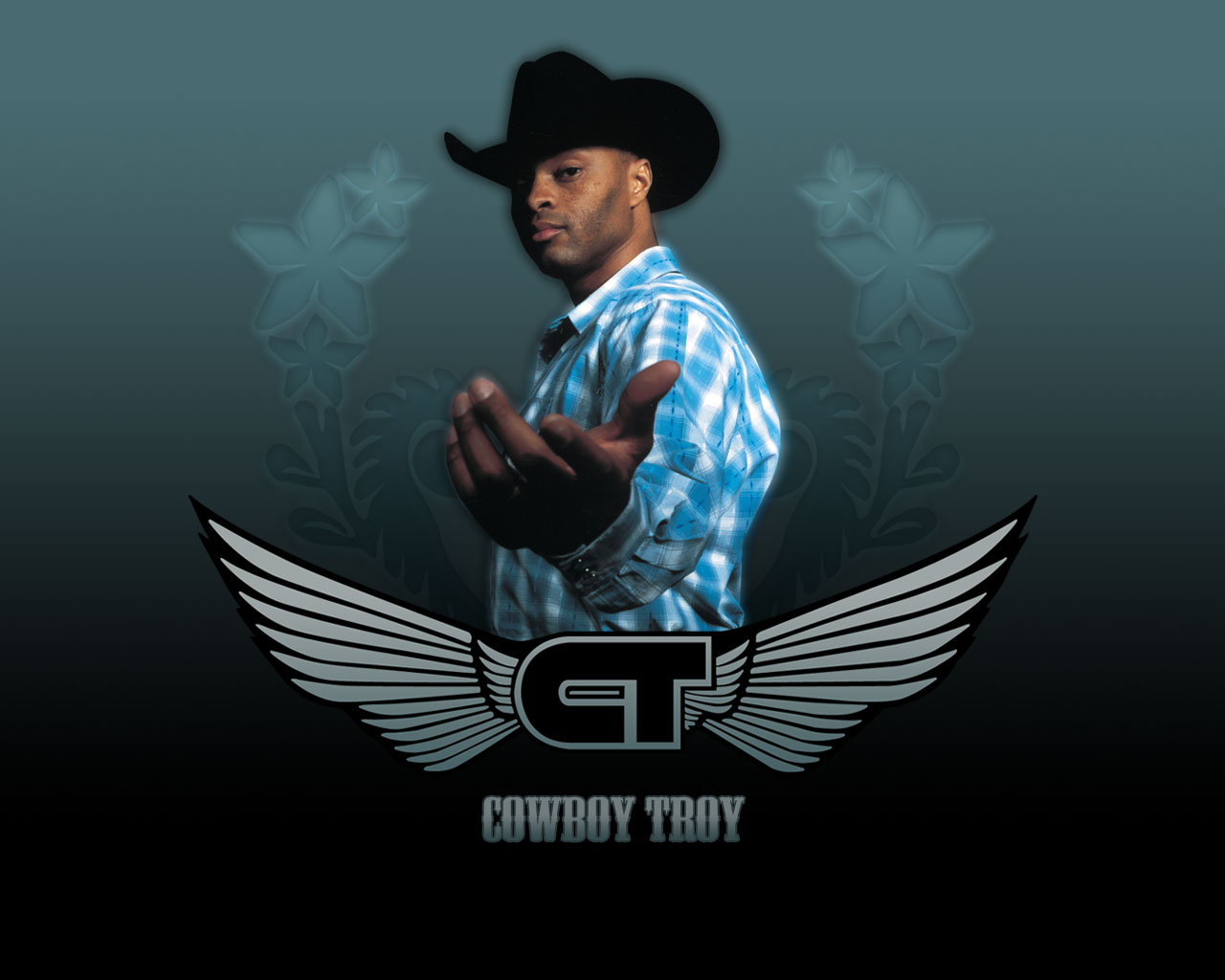 Cowboy Troy of Big and Rich graphic