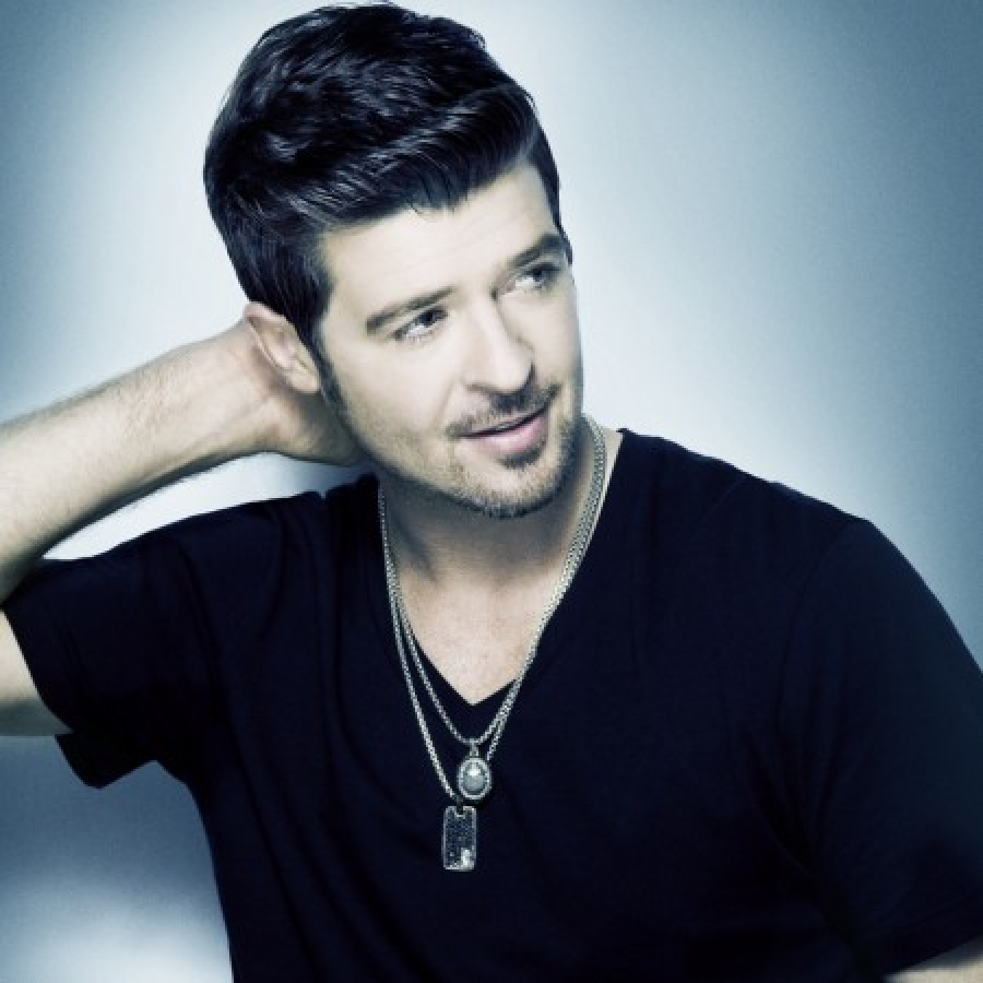 Robin Thicke graphic