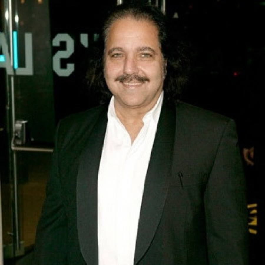 Ron Jeremy graphic