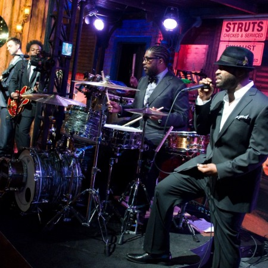 The Roots: The Tonight Show Band graphic