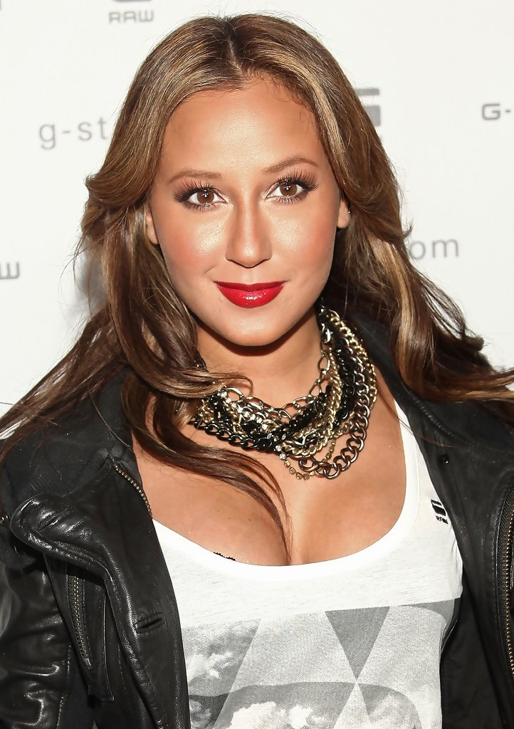 Adrienne Bailon graphic