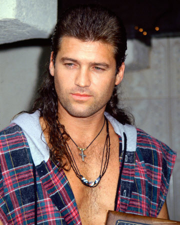 Billy Ray Cyrus graphic