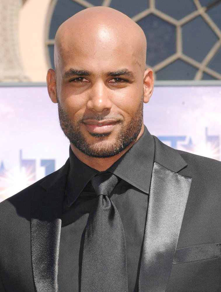 Boris Kodjoe graphic
