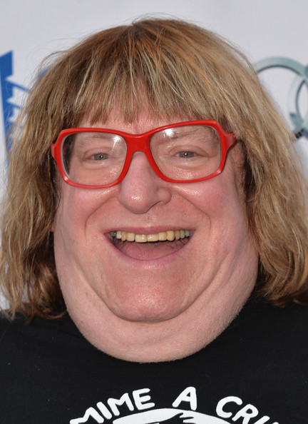 Bruce Vilanch graphic
