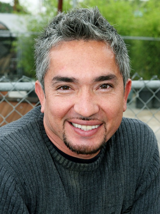 Cesar Milan graphic