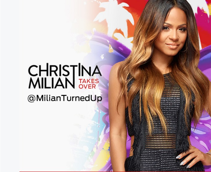 Christina Milian graphic