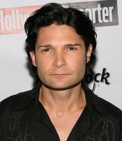 Corey Feldman graphic