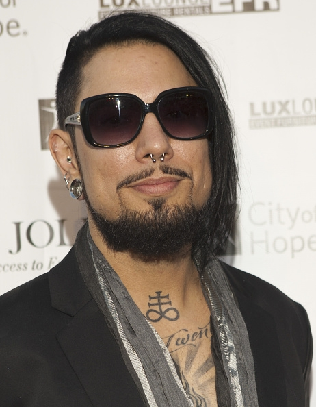 Dave Navarro graphic