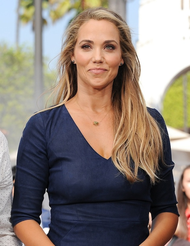 Elizabeth Berkley graphic