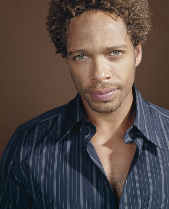 Gary Dourdan graphic