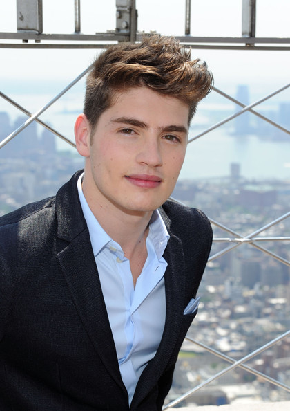 Gregg Sulkin graphic