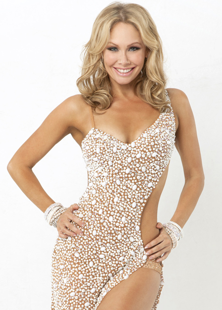 Kym Johnson graphic