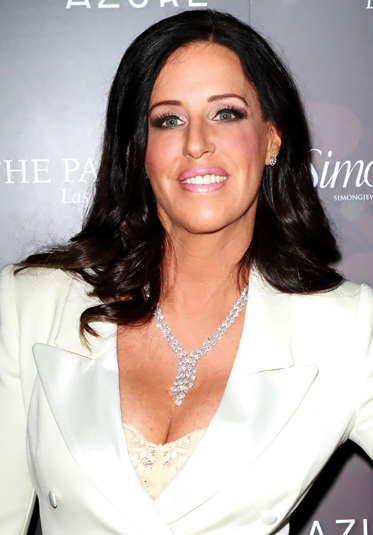 Patti Stanger graphic