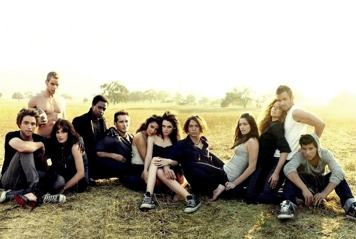 Twilight Cast graphic
