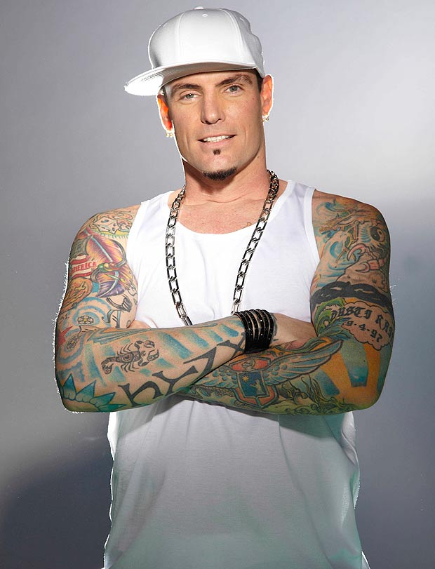 Vanilla Ice graphic