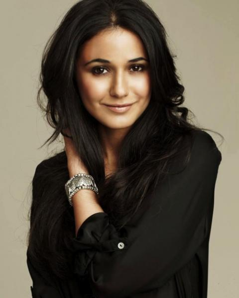 Emmanuelle Chriqui graphic