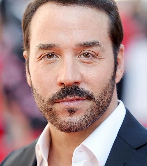 Jeremy Piven graphic
