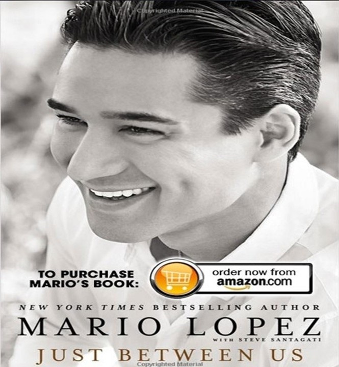 Mario Lopez graphic