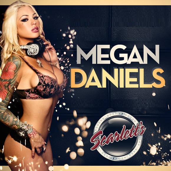 Female DJ Megan Daniels