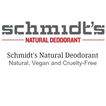 Schmidt's Natural Deodorant graphic
