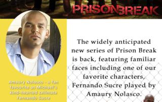 Amaury Prison Break